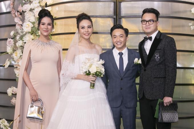 Diệp Lâm Anh và Đàm Thu Trang có mối quan hệ thân thiết từ sau cuộc thi Vietnam;s Next Top Model 2010.