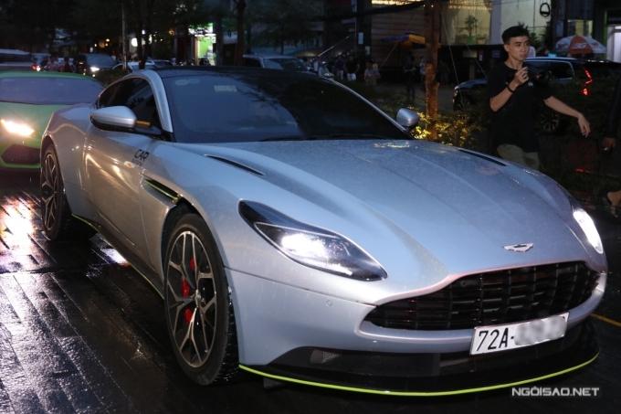 Dàn siêu xe xuất hiện tại đám cưới của Cường Đôla - Đàm Thu Trang - 7