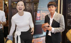 Jun Phạm, Băng Di biểu diễn đập cơm niêu như làm xiếc