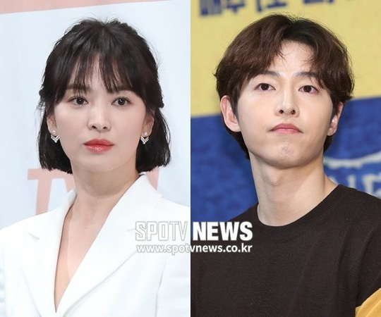 Vợ chồng Song - Song hoàn thành thủ tục ly hôn hồi cuối tháng 7 vừa rồi.