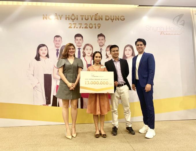 Shynh House Premium Đà Nẵng thu hút nhiều ứng viên trong ngày tuyển dụng - 4