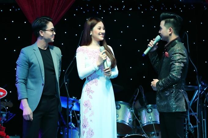 Tố My mong muốn các thí sinh bước ra từ cuộc thi Thần tượng bolero 2019 có cơ hội đứng trên sân khấu chuyên nghiệp.