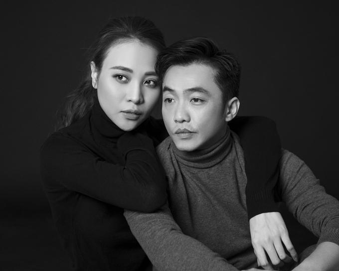 Gu thời trang đồng điệu của vợ chồng Cường Đôla - Đàm Thu Trang - 5
