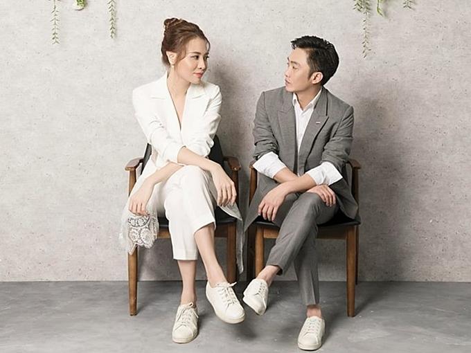 Gu thời trang đồng điệu của vợ chồng Cường Đôla - Đàm Thu Trang - 6