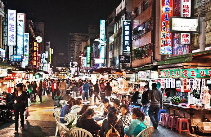 Ăn gì, chơi đâu buổi đêm ở Cao Hùng - Đài Loan - 1