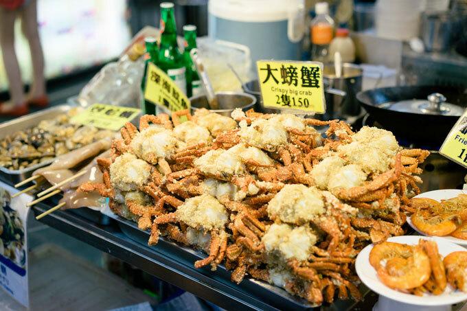Ăn gì, chơi đâu buổi đêm ở Cao Hùng - Đài Loan