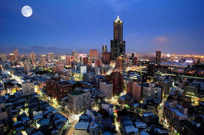 Ăn gì, chơi đâu buổi đêm ở Cao Hùng - Đài Loan - 5
