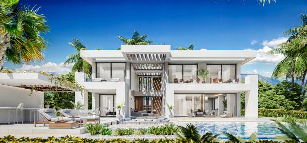 Ronaldo đã mở rộng danh mục đầu tư bất động sản của mình với một biệt thự nghỉ dưỡng trị giá 1,3 triệu bảng tại Marbella (Malaga, Tây Ban Nha)