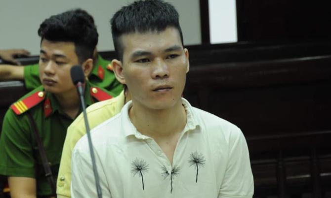 Bị cáo Sao tại phiên tòa phúc thẩm.
