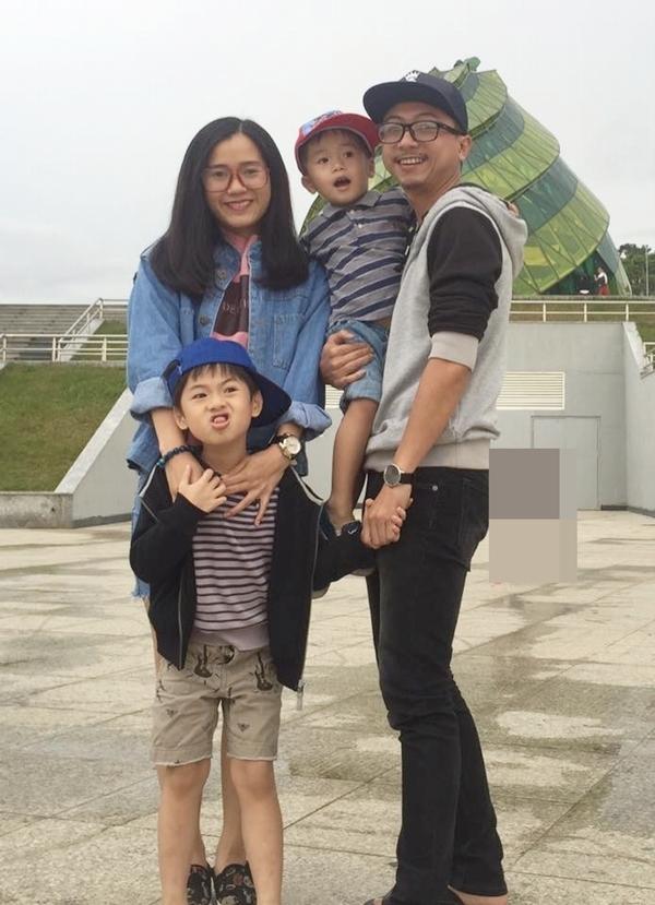 Cuộc sống của gia đình Lâm Vỹ Dạ - Hứa Minh Đạt sau 9 năm kết hôn - 5