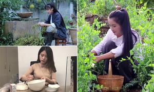 Ba cô nàng ẩm thực Trung Quốc 'làm mưa làm gió' cộng đồng