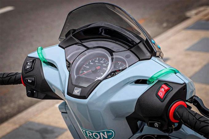 Honda SH300i lên đồ gần trăm triệu ở Vũng Tàu - 2