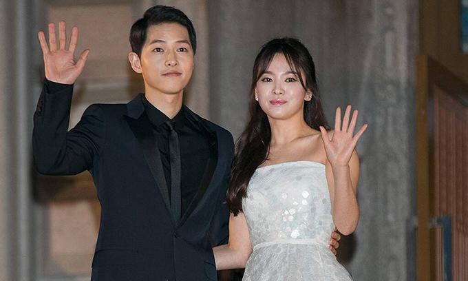 Vụ ly hôn của Song - Song được cho là ảnh hưởng tác phẩm của Song Joong Ki.