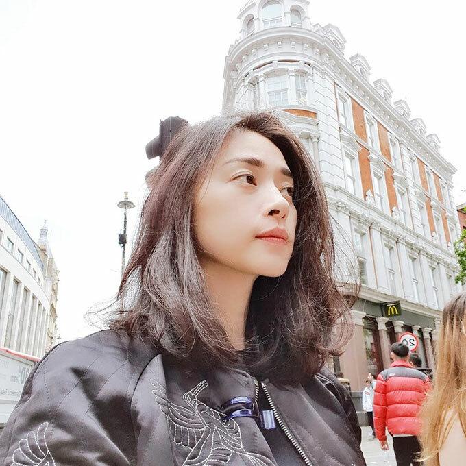Ngô Thanh Vân chia sẻ, cô đã có một tháng 7 bụi đời lang thang châu Âu, để tham gia một số khóa học. Tranh thủ thời gian, nàng đả nữ khám phá vẻ đẹp cổ kính, trầm lắng của thủ đô London (Anh).