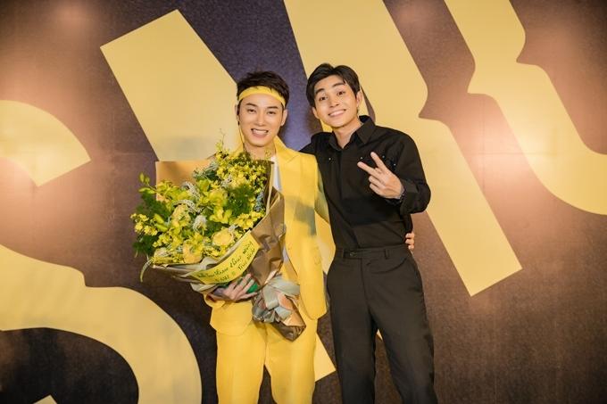 Ca sĩ Jun Phạm là bạn thân của Trúc Nhân.