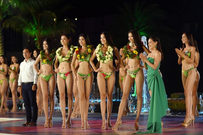 Cố vấn thẩm mỹ và hình thể Xuân Hương đưa ra lời khuyên cho Top 39 thí sinh  - 2