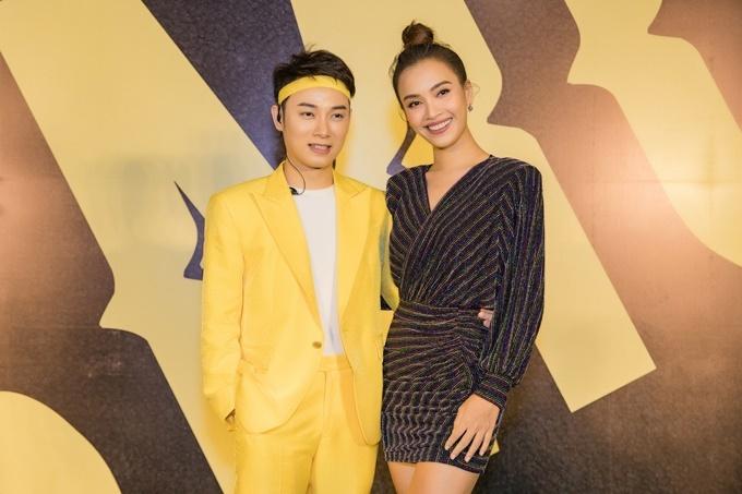 Ca sĩ Ái Phương ủng hộ MV mới của Trúc Nhân.