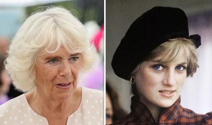 Bà Camilla (hiện 73 tuổi) từng là tình địch của cố Công nương Diana. Ảnh: UK Press.