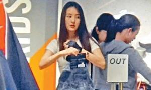 Vợ Quách Phú Thành giảm mua hàng hiệu