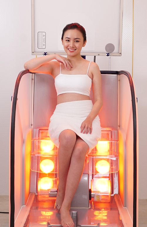 Dàn sao Việt trải nghiệm tắm trắng miễn phí - 8
