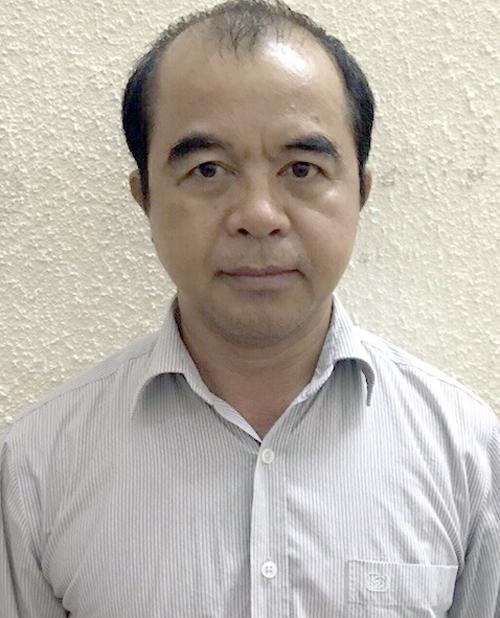 Trần Ngọc Quang, Phó Trưởng phòng Đào tạo và quản lý sinh viên trường Đại học Đông Đô.