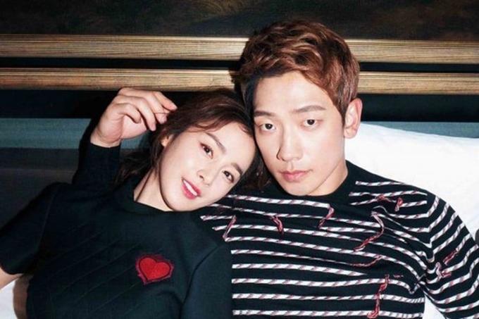 Cặp Bi Rin - Kim Te Hee đng chuẩn bị đón con thứ hi. Trước đó, nữ diễn viên đình đám xứ Hàn mng thi và sinh con đầu lòng ở tuổi 37 su kết hôn.