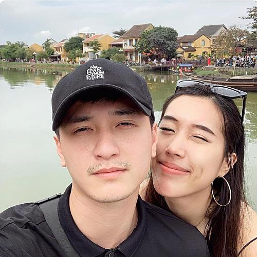 Y Vân đã 3 lần về Việt Nam thăm bạn trai.