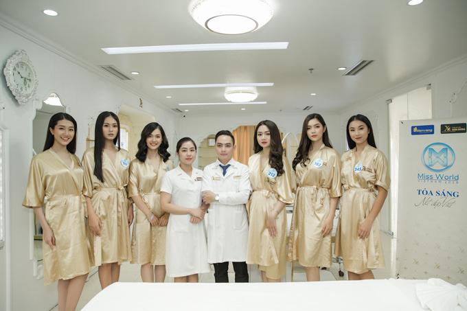 Thẩm mỹ viện Xuân Hương sở hữu đổi ngũ bác sĩ giàu kinh nghiệm.