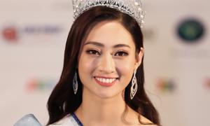 Hoa hậu Lương Thuỳ Linh: 'Tôi muốn bạn trai phải học giỏi, vui tính'