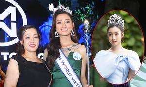 Mẹ của Lương Thùy Linh: 'Đỗ Mỹ Linh xinh hơn con gái tôi'