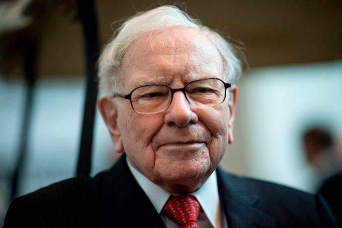Tỷ phú Warren Buffett, CEO của công ty đầu tưBerkshire Hathaway. Ảnh: CNBC.