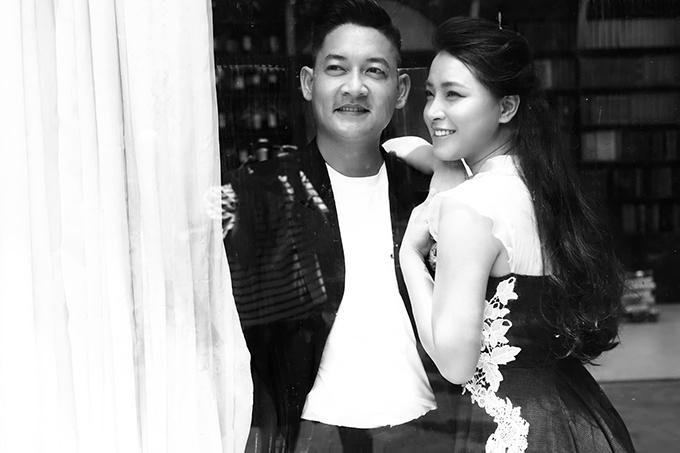 Hải Băng nịnh ông xã Thành Đạt: Chẳng có gì làm người đàn ông tự hào hơn là sự hạnh phúc của vợ anh ta. Bởi anh ta luôn kiêu hãnh cho rằng chính mình tạo ra điều đó, chính anh ấy là người mang đến nụ cười cho người phụ nữ của cuộc đời mình.