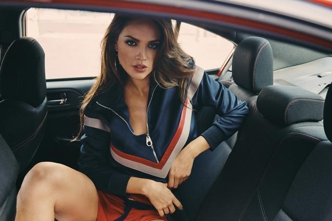 Chị đẹp ngoại truyện Fast & Furious từng vướng tin hẹn hò CR7 - 3