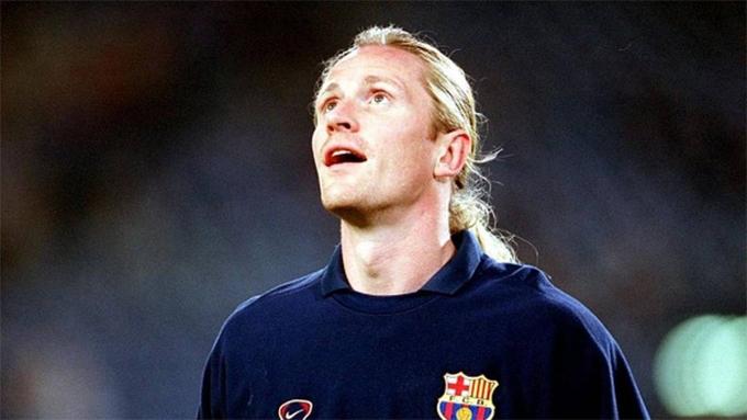 Petit từng khoác áo Barca nhưng giành nhiều thành tích cùng Arsenal.