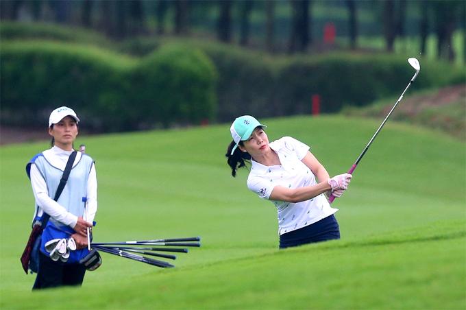 1.500 người chơi dự giải golf có phần thưởng lớn ở Sầm Sơn