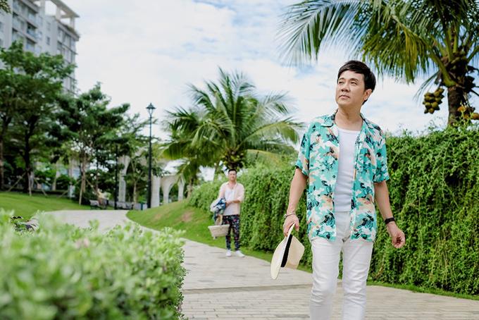 NSƯT Thành Lộc là một ẩn số được tạm giấu trong phim.