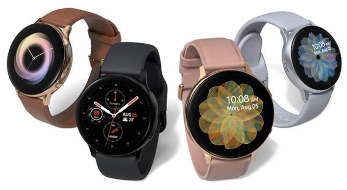 Galaxy Watch Active 2 trình làng