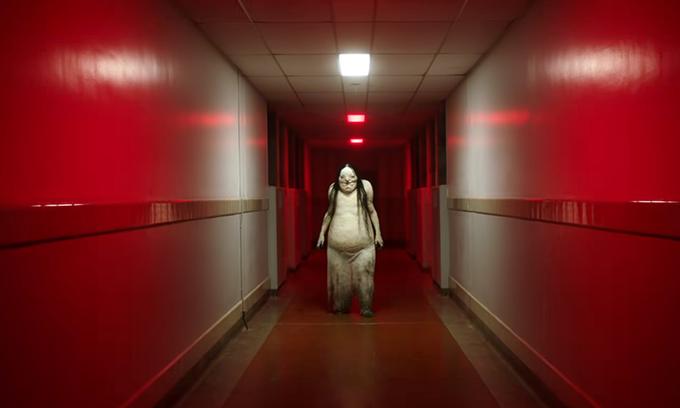 Ma quỷ trong phim có hình thù quái đản.