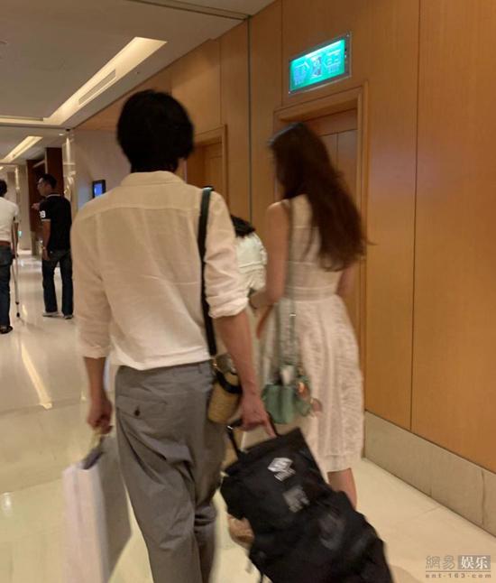 Lâm Chí Linh và chồng người Nhật bị chộp ở khách sạn.