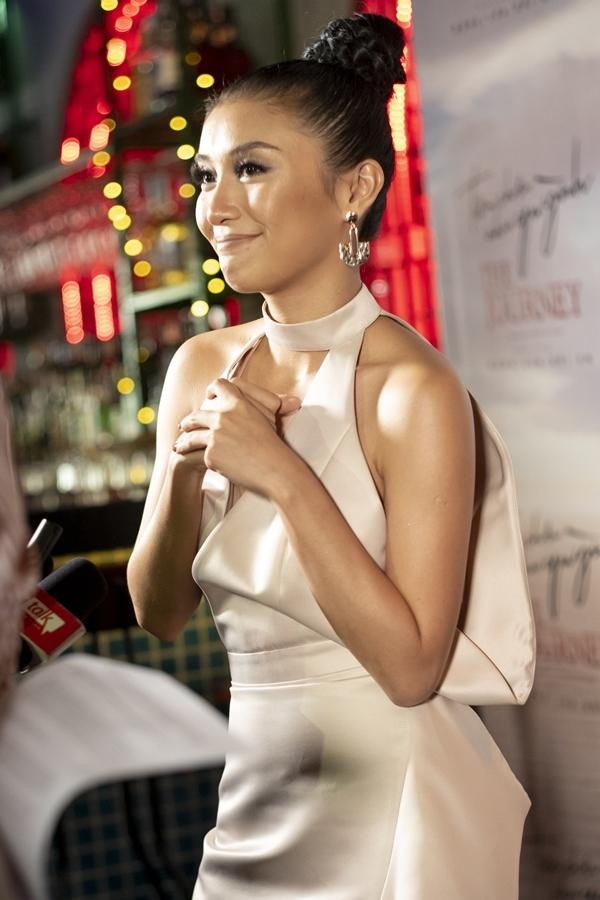 Lần trở lại âm nhạc này, Tiêu Châu Như Quỳnh muốn được nhìn nhận nhiều hơn ở chuyên môn âm nhạc.