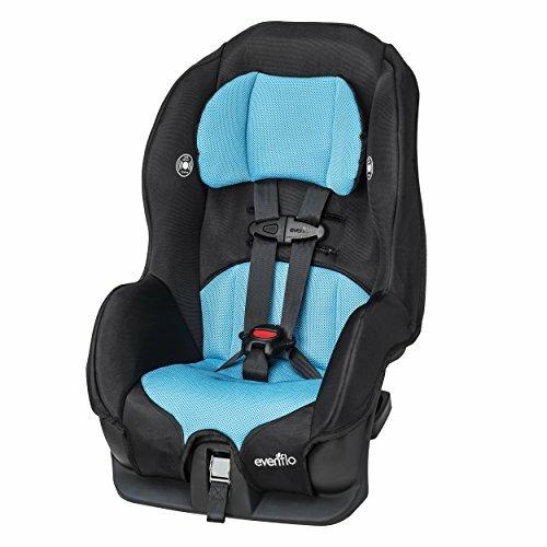 Nôi thông minh của Evenflo tích hợp cảm biến, báo động cho bố mẹ nếu đai an toàn rơi ra hoặc khi xe dừng hẳn, tránh tình trạng trẻ bị bỏ quên trên xe ô tô. Sản phẩm có bán trên Fado với giá 2,98 triệu đồng.
