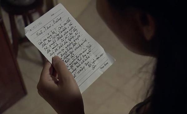 Ông Sơn bỏ nhà ra đi, để lại thư chia tay cho các con.