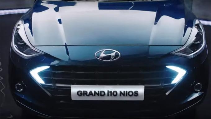 Hyundai Grand i10 thế hệ mới được hé lộ
