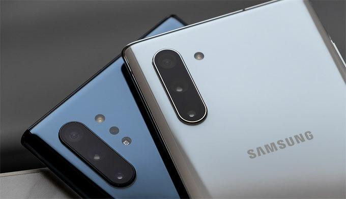 Galaxy Note 10 và Note 10+ trình làng - 2