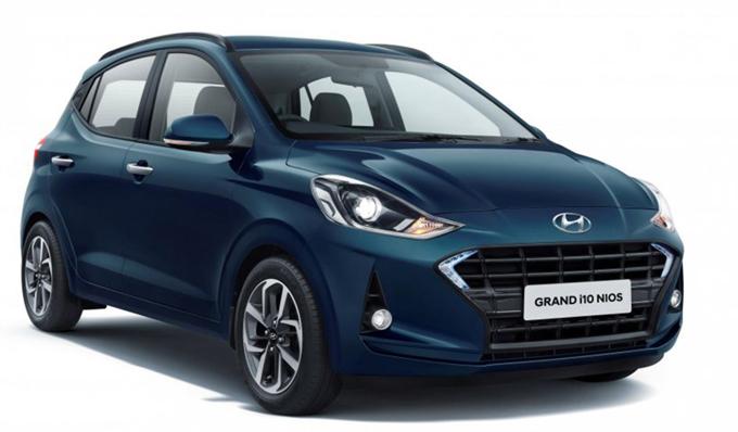 Hyundai Grand i10 thế hệ mới được hé lộ - 1