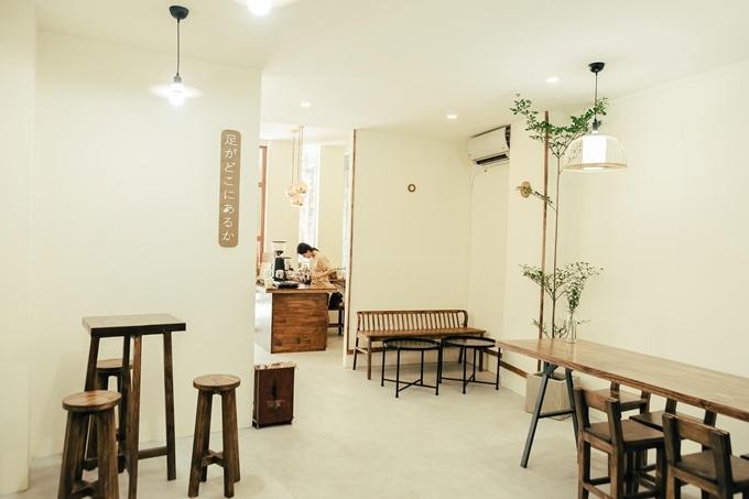 Địa chỉ cuối tuần: Quán cà phê kiểu nhật nhỏ xinh ở Sài Gòn