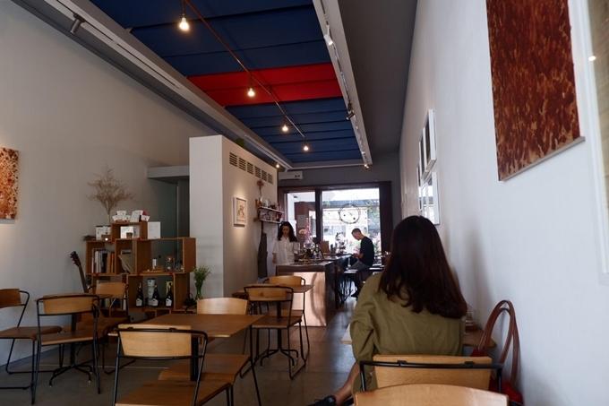 Địa chỉ cuối tuần: Quán cà phê kiểu nhật nhỏ xinh ở Sài Gòn - 1