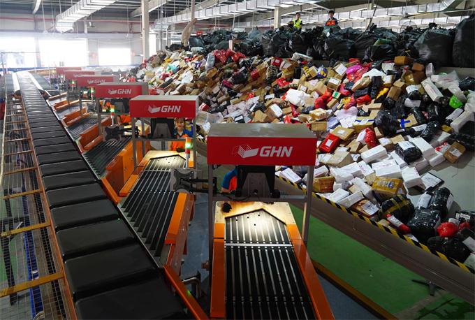 GHN giới thiệu hệ thống phân loại đơn hàng tự động