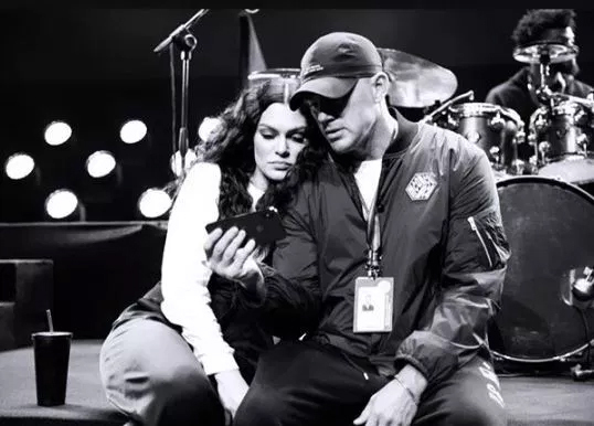 Channing is supportive of his girlfriends career, often attending her concerts