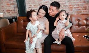 5 năm hôn nhân viên mãn của Tuấn Hưng - Hương Baby